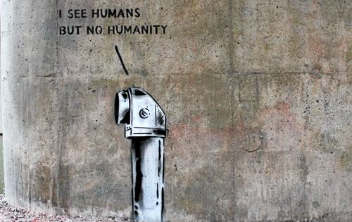 humans no humanity
