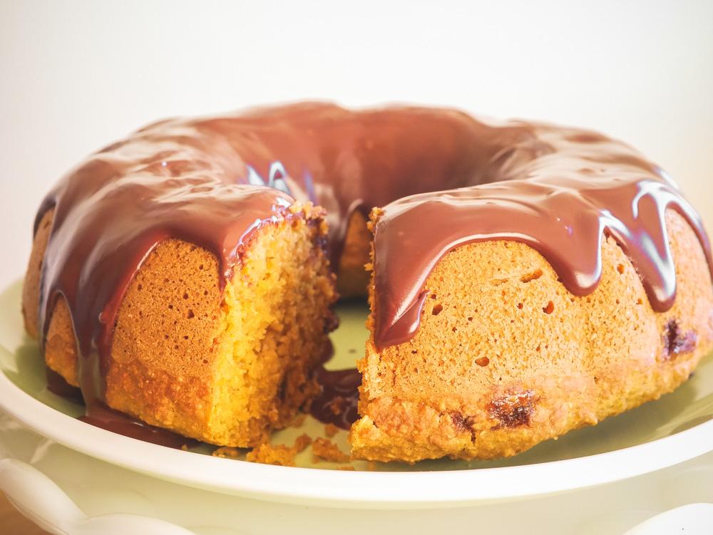 Vegan Carrot Cake | Eat Yourself Green