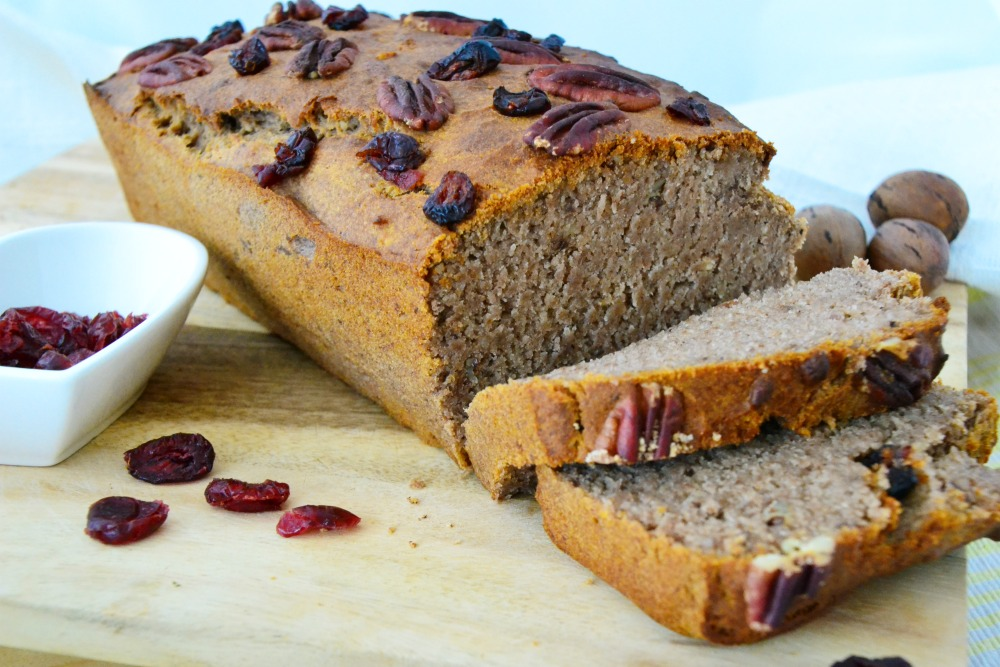 Banana Bread (Vegan and Gluten Free)