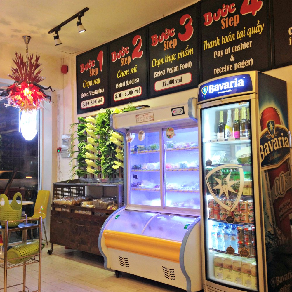 Vegan Restaurant Vietnam