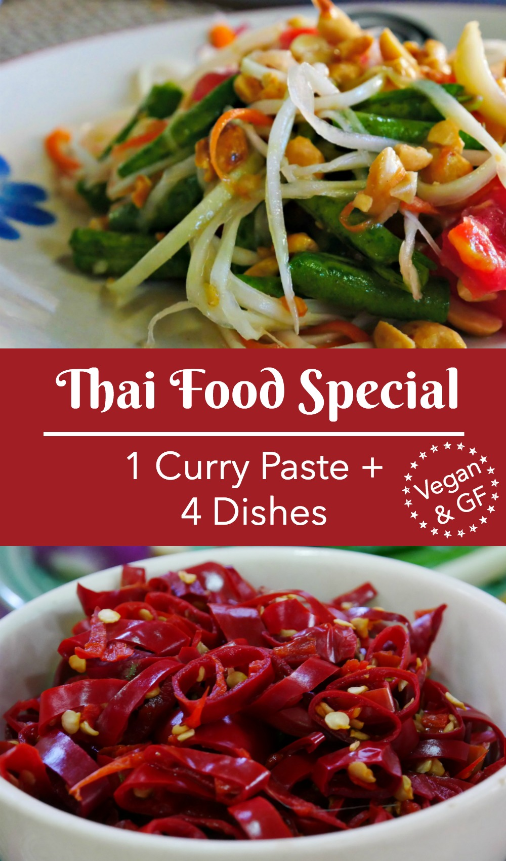 Thai Food Special | Eat Yourself Green