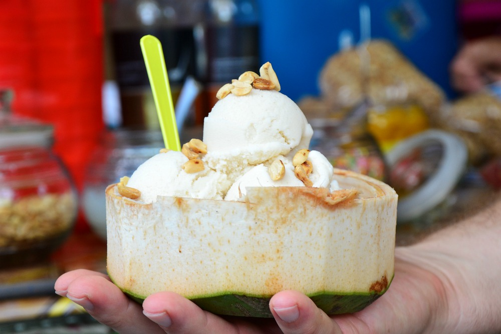 Coconut Ice-Cream