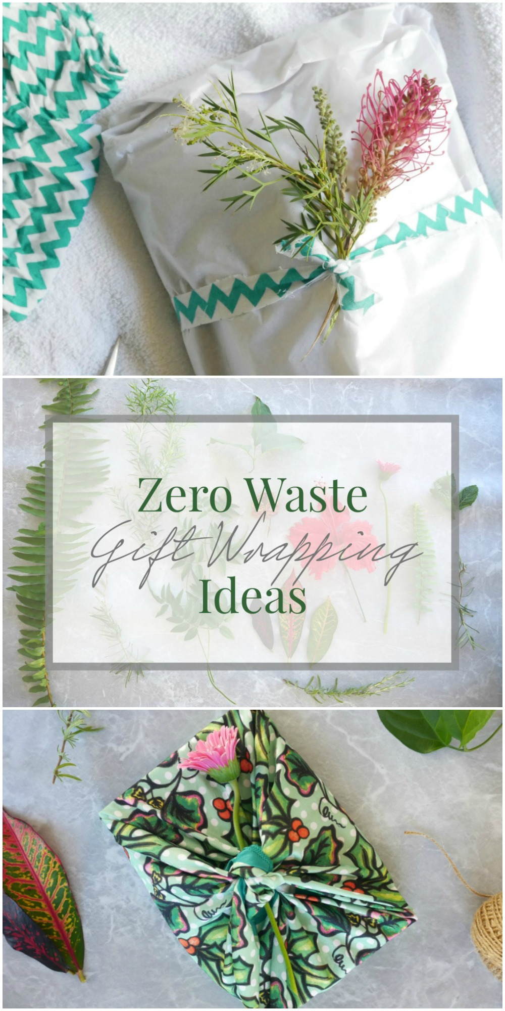 Zero Waste Gift Wrapping Tips