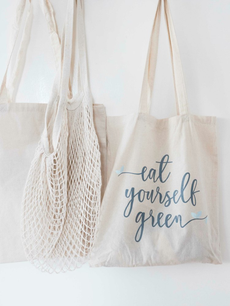 Ban the Bag | Eat Yourself Green