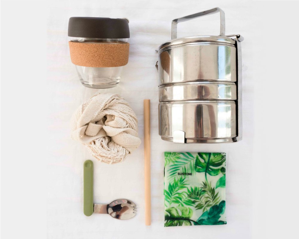 My Zero Waste Kit | Eat Yourself Green