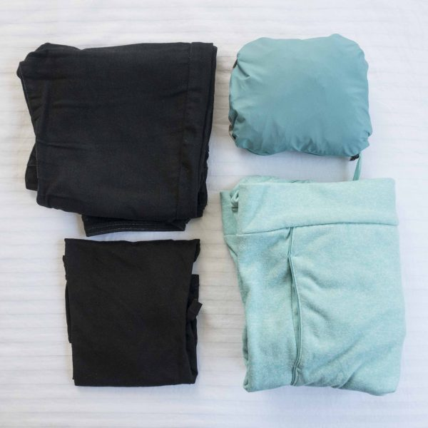 Travel Capsule Wardrobe | Eat Yourself Green