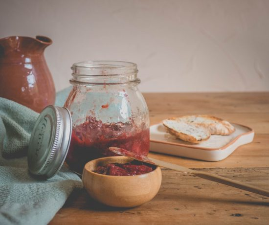 Strawberry Jam | Eat Yourself Green