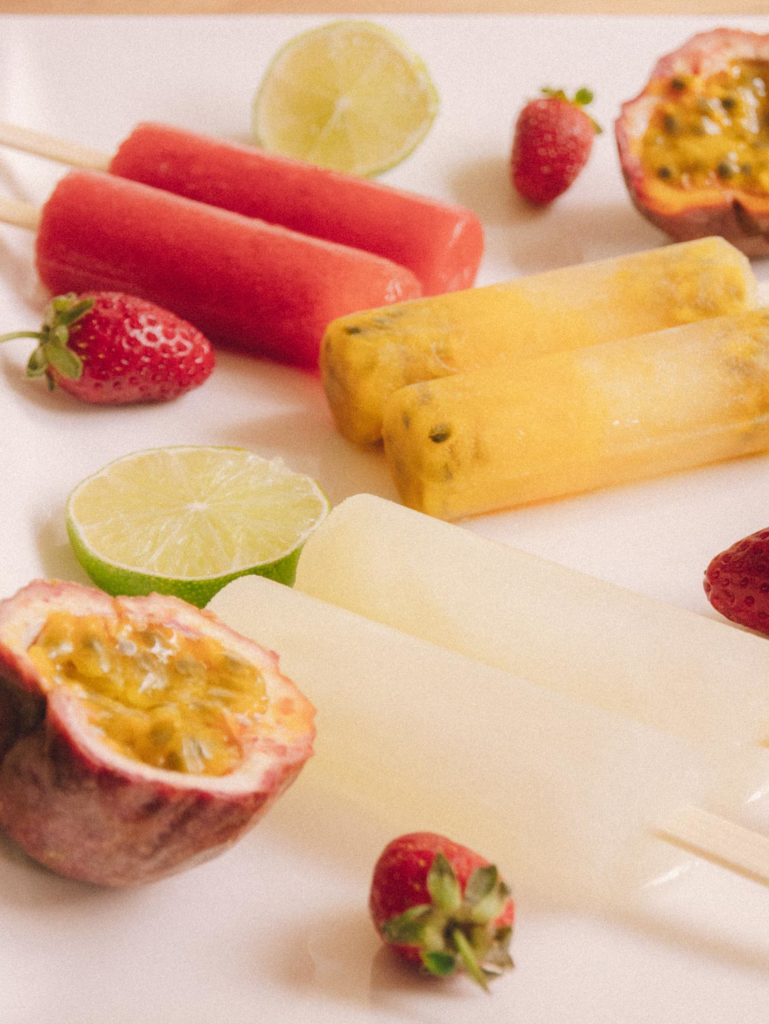 Homemade Popsicle | Eat Yourself Green